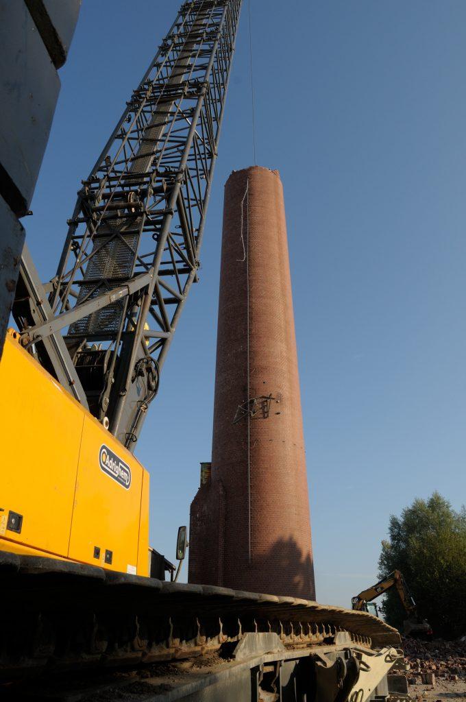 Totaalsloop Steenfabriek