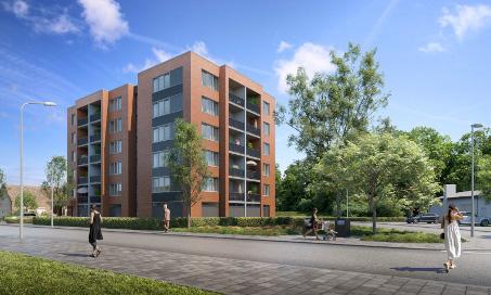 Renovatie van 41 appartementen